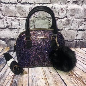 Handbags - Aldo Glitter Mini Bag